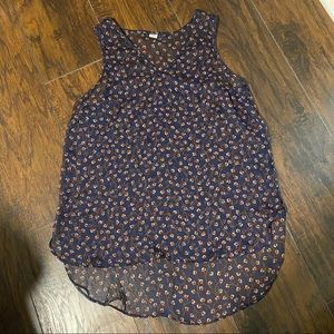 4 for $25 Old Navy Floral Top
